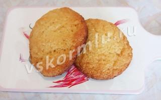 Можно ли есть хрустящее кокосовое печенье маме при ГВ?