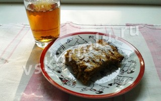 Пошаговый рецепт морковного кекса для кормящих мам