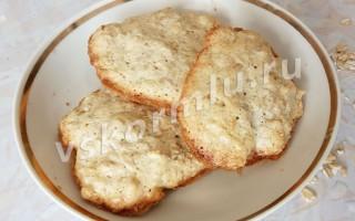 Можно ли кормящей маме есть овсяное печенье с добавлением корицы?