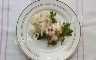 Как вкусно приготовить цветную капусту для кормящей мамы?