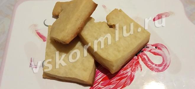 Можно ли сахарное песочное печенье при грудном вскармливании?