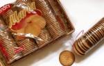 Сколько можно съедать в день печенья Мария при грудном вскармливании?