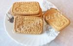 Можно ли есть печенье «Топленое молоко» при грудном вскармливании?