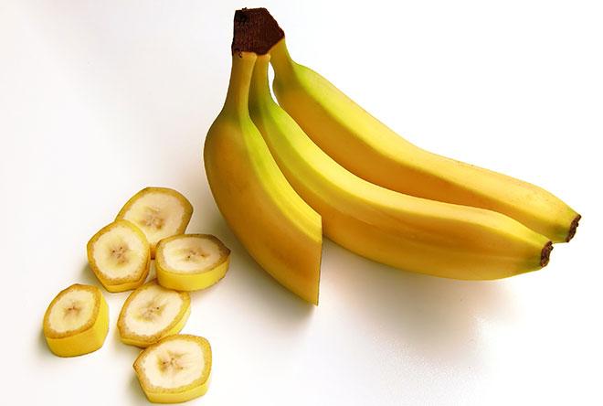 Банан - очень полезный продукт для мамы при грудном вскармливании