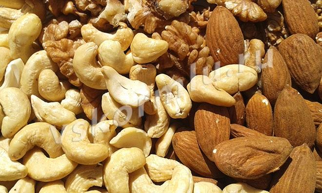 Можно ли кедровые орехи при грудном вскармливании