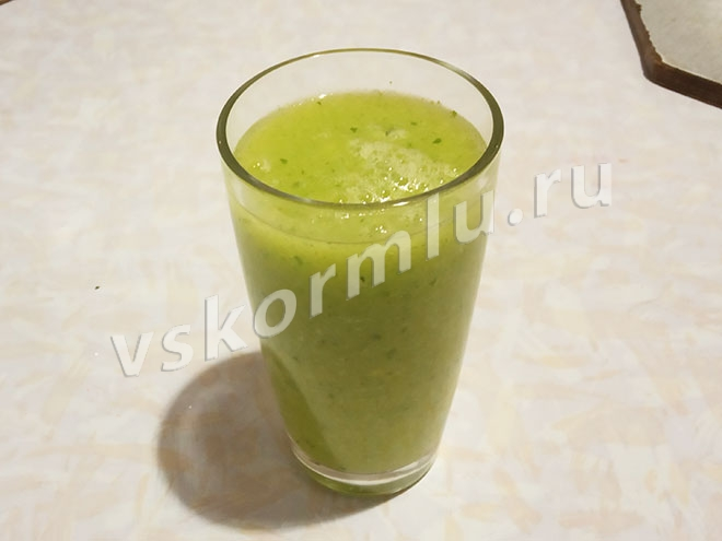 Кладезь витаминов в одном стакане