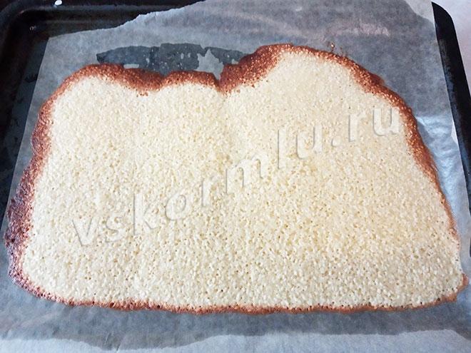 Вот как выглядит печенье после выпечки