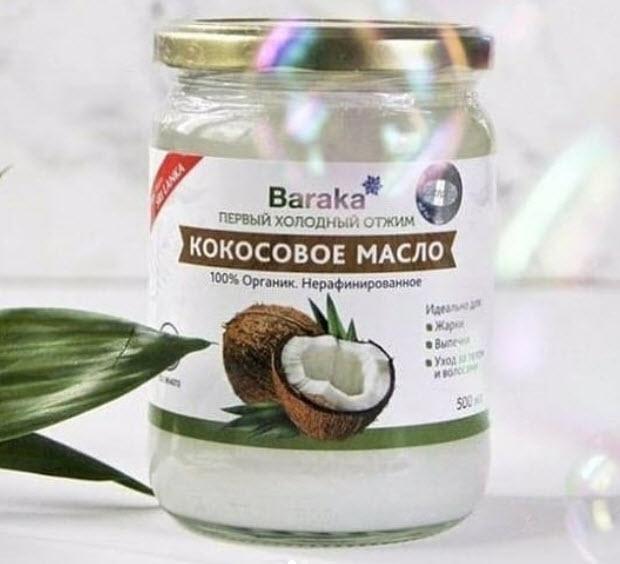 Кокосовое масло применяют для ухода за кожей, губами, полостью рта и в приготовлении пищи