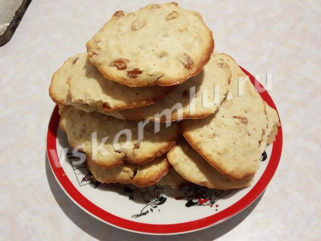 Овсяное печенье с изюмом кормящей маме можно есть через 3 месяца после родов если у ребенка нет аллергии на составляющие такого печенья