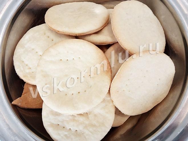 Печенье затяжное Мария для мамы на ГВ