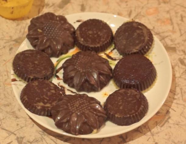 Домашний шоколад без вредных добавок для кормящей мамы