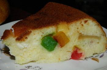 ПП запеканка из творога с цукатами в мультиварке отлично подойдет в качестве десерта для кормящей мамы